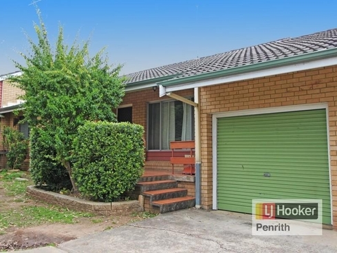 4/52 Castlereagh Street Penrith, NSW 2750
