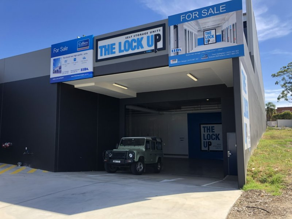 Storage Unit 41/35 Wurrook Circuit Caringbah, NSW 2229