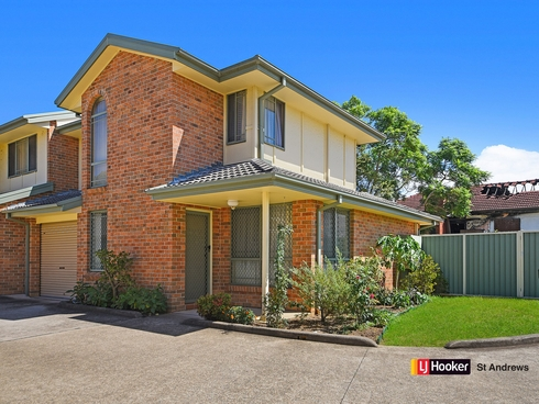 Unit 8/61-63 Parliament Road Macquarie Fields, NSW 2564