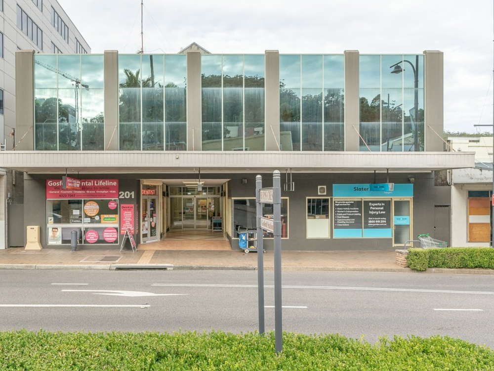 Shop C/201 Mann Street Gosford, NSW 2250