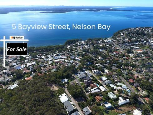 5 Bayview Street Nelson Bay, NSW 2315