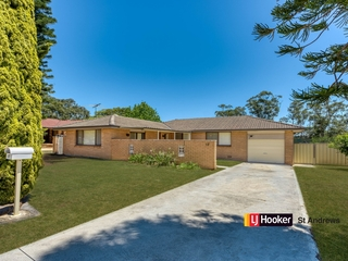 17 Ballantrae Drive St Andrews , NSW, 2566