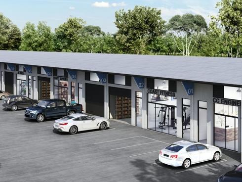 Wyong Business Units/4 Dulmison Avenue Wyong, NSW 2259