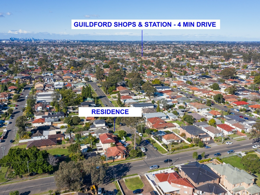 23 O'Connor Street Guildford, NSW 2161
