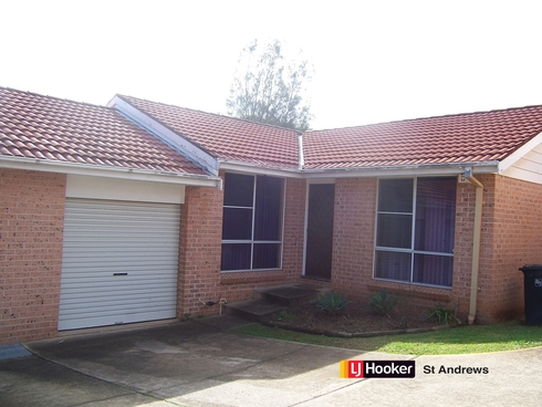 7/100A Minchinbury Terrace Eschol Park, NSW 2558