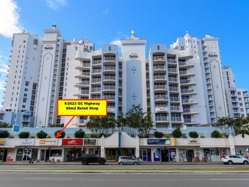 5/2623 Gold Coast Highway Broadbeach, QLD 4218