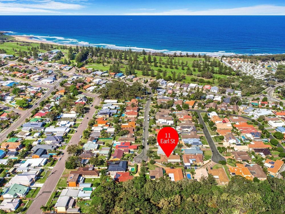 11 Earl Street Shelly Beach, NSW 2261