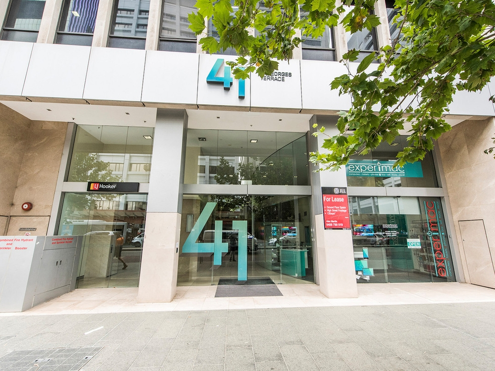 Ground Floor/41 St Georges Terrace Perth, WA 6000