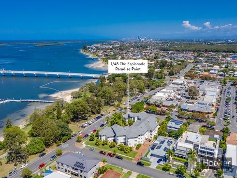 1/48 The Esplanade Paradise Point, QLD 4216