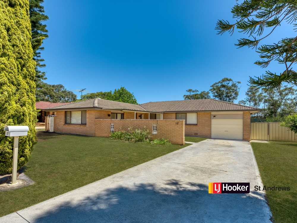 17 Ballantrae Drive St Andrews, NSW 2566