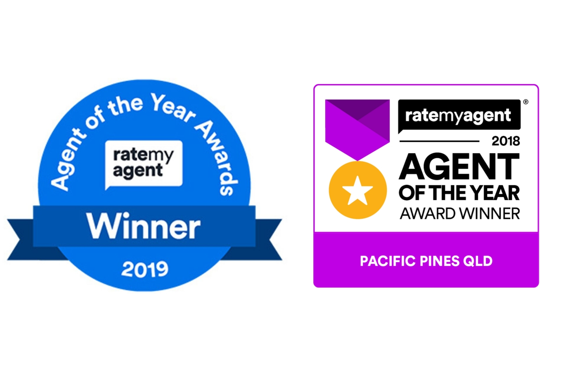 RateMyAgent Winner