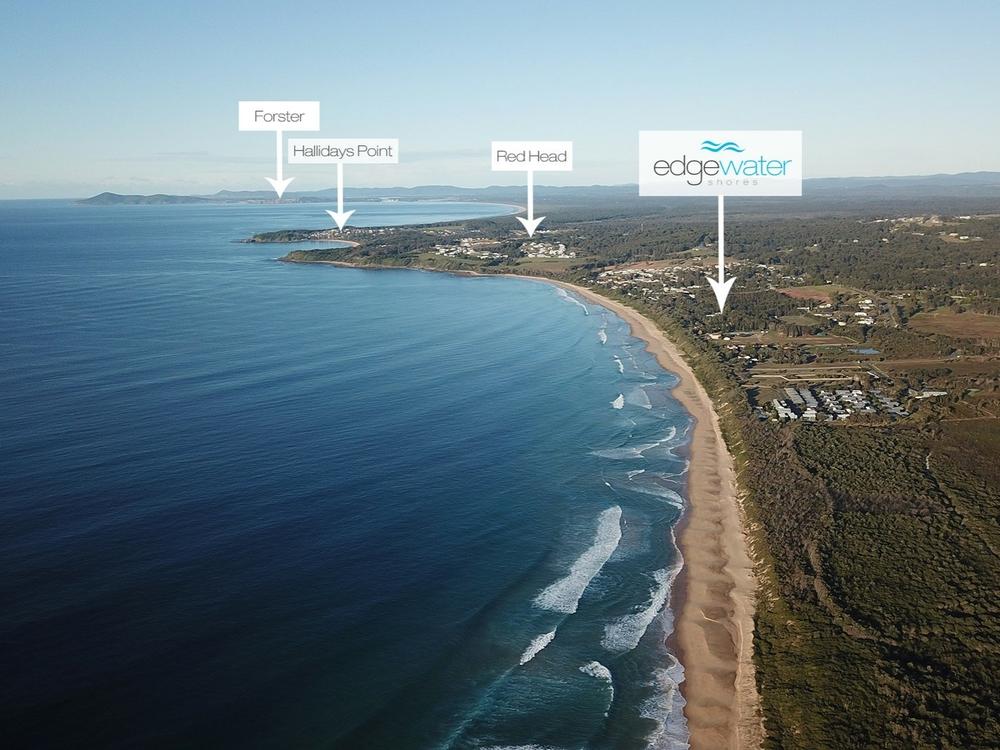 Lot Proposed Lot 3/310-314 Diamond Beach Road Diamond Beach, NSW 2430