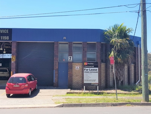 Unit 2/27 King Road Hornsby, NSW 2077
