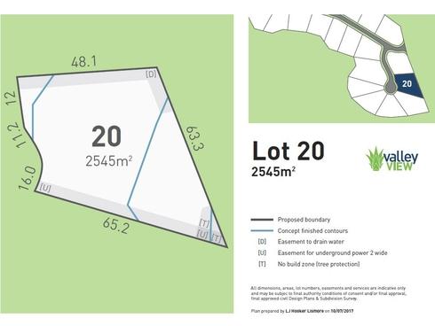 20 Valley View Estate, Richmond Hill Road Goonellabah, NSW 2480