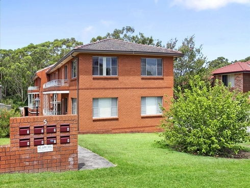 Unit 5/5 Gilmore Street West Wollongong, NSW 2500