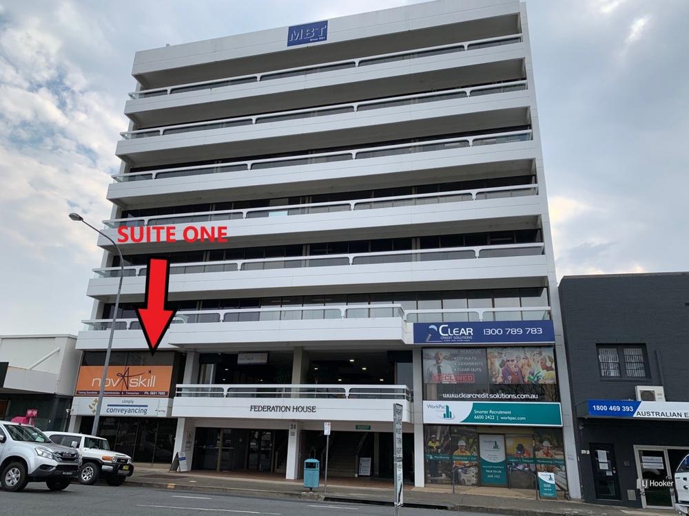 Suites 201-203 & 205/24 Moonee Street Coffs Harbour, NSW 2450