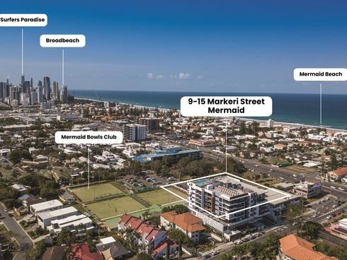 603/9-15 Markeri Street Mermaid Beach, QLD 4218