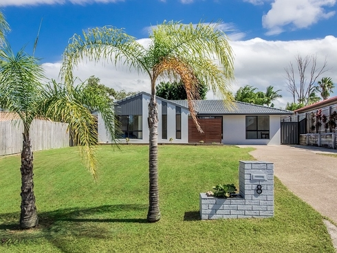 8 Tiley Court Highland Park, QLD 4211